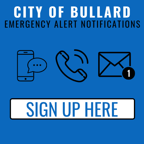 Emergency Alerts Sign up